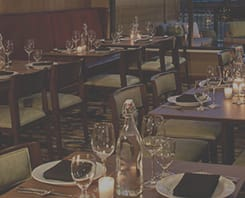 BLVD private dining